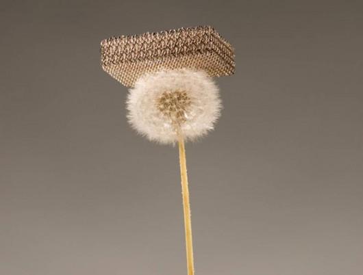 Najlżejszy materiał na świcie składa się z powietrza w 99.99 procenta -2