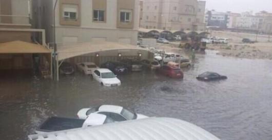 Nawałnica nad Kuwejtem -1
