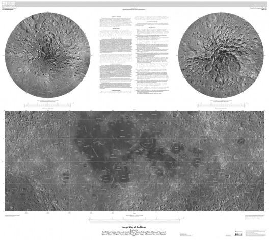 Nowa mapa Księżyca -2