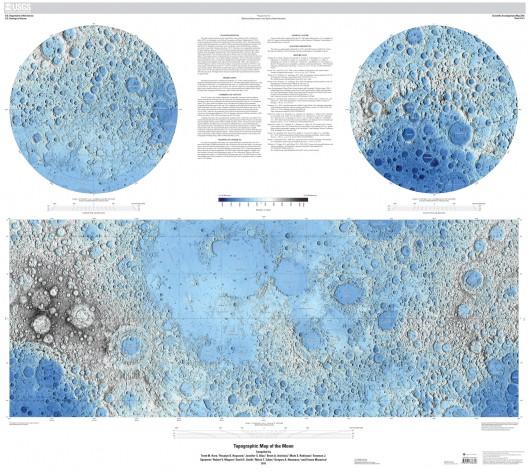 Nowa mapa Księżyca -3