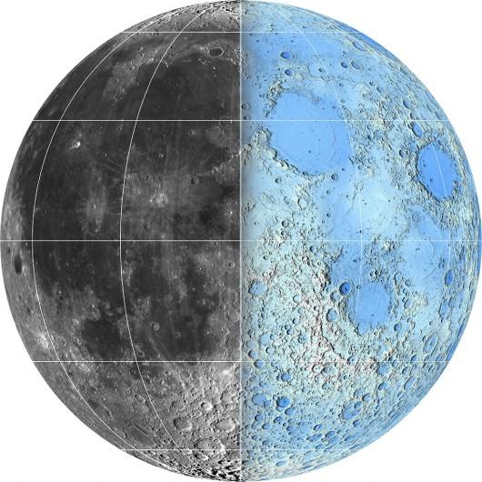 Nowa mapa Księżyca -4