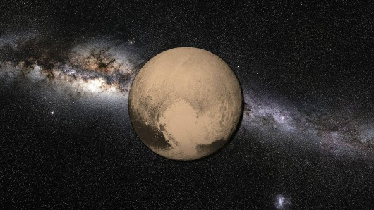 Pluton - serce
