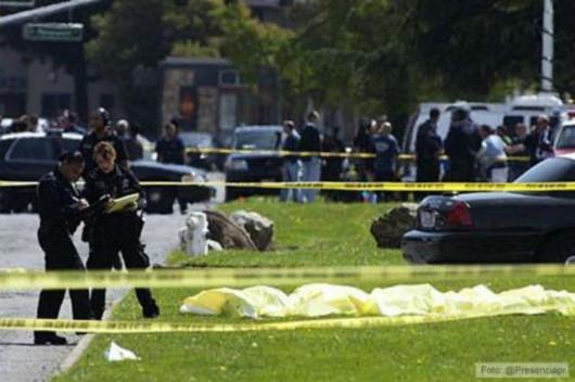 Roseburg, USA - Strzelanina w szkole, zginęło 15 osób, około 20 rannych -1