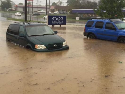 USA - Północno-wschodnia część kraju pod wodą -9