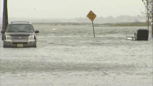 USA - Ulewne deszcze o ogromnej skali w Karolinie Północnej i Południowej -1