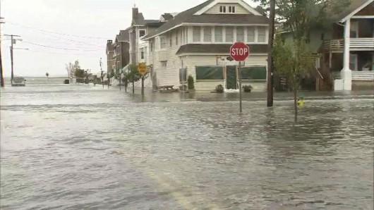 USA - Ulewne deszcze o ogromnej skali w Karolinie Północnej i Południowej -5