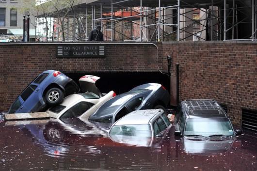 USA - Ulewne deszcze o ogromnej skali w Karolinie Północnej i Południowej -6