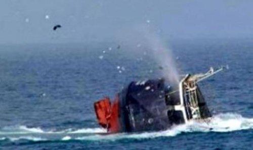 Ukraina - Katastrofa statku na Morzu Czarnym, zginęło 12 osób