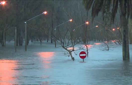 Urugwaj - Powódź stulecia i tornado -5
