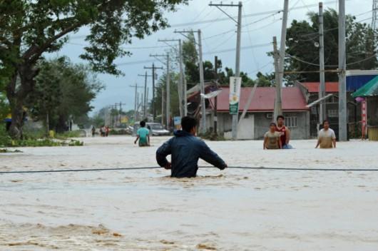 Urugwaj - Powódź stulecia i tornado