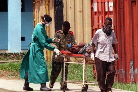 Wirus Ebola w Gwinei