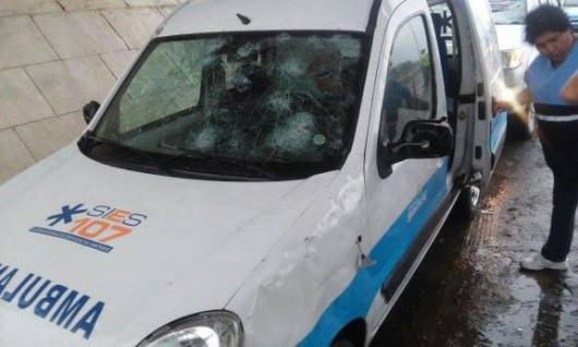 Argentyna - Nawałnica w prowincji Santa Fe, największe szkody wyrządzi ogromny grad -2