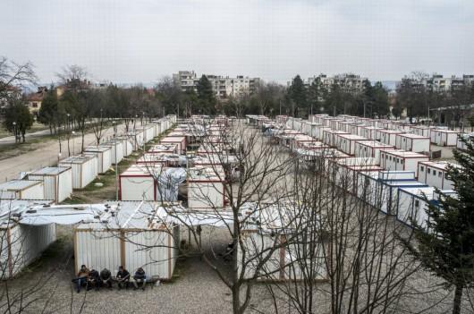 Bułgaria - Ośrodek dla uchodźców