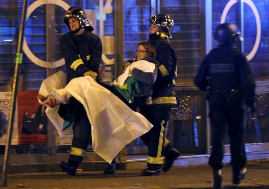 Francja - Eksplozje w Paryżu -2