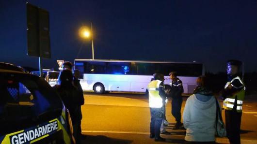 Hégenheim, Francja - 12-latek został zastrzelony w autobusie przez kolegę z klasy