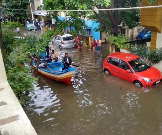 Indie - Przez powódź zginęło już 71 osób -3