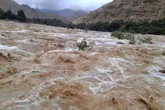 Jemen - Cyklon Chapala przyniósł tyle opadów deszczu, ile normalnie pada w ciągu 10 lat -15