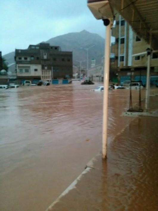 Jemen - Cyklon Chapala przyniósł tyle opadów deszczu, ile normalnie pada w ciągu 10 lat -2