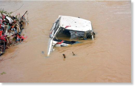 Jemen - Cyklon Chapala przyniósł tyle opadów deszczu, ile normalnie pada w ciągu 10 lat -9