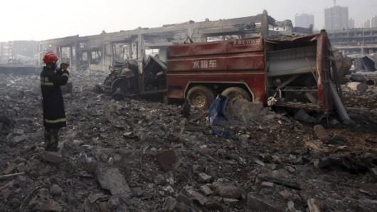 Jixi, Chiny - Pożar w kopalni, zginęło 21 górników -1