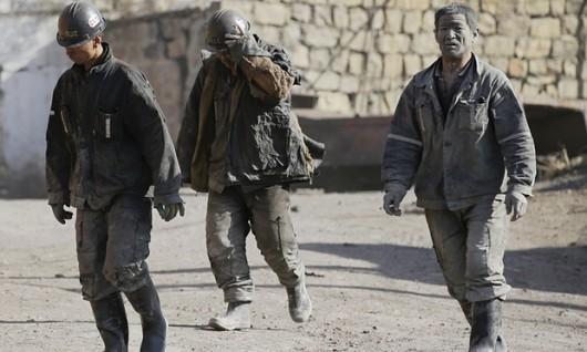 Jixi, Chiny - Pożar w kopalni, zginęło 21 górników -2