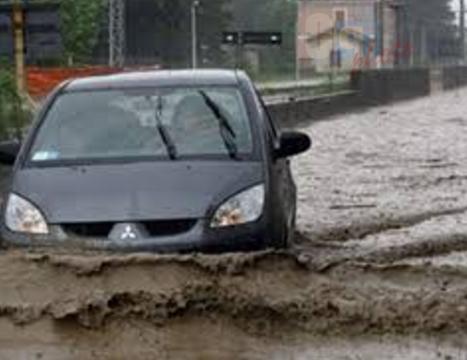 Kalabria, Włochy - Ulewne deszcze -11