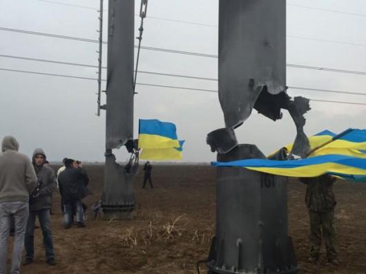 Krym bez prądu