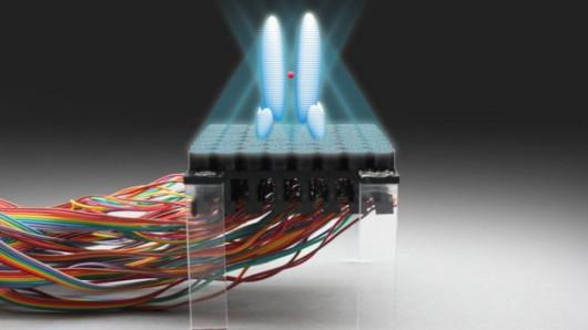 Opracowano system przenoszenia małych przedmiotów za pomocą fal dźwiękowych -2