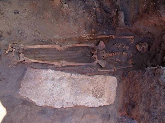 Polska_misja_archeologiczna_grob