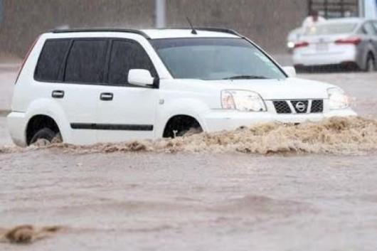 Powódź w Arabii Saudyjskiej -1