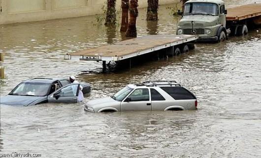 Powódź w Arabii Saudyjskiej -10