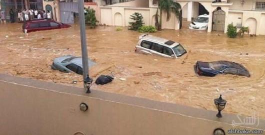 Powódź w Arabii Saudyjskiej -5
