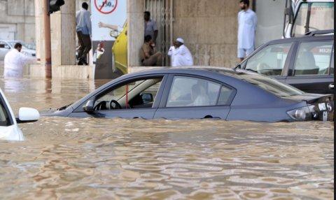 Powódź w Arabii Saudyjskiej -6