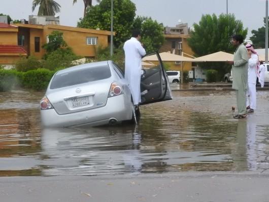 Powódź w Arabii Saudyjskiej -7