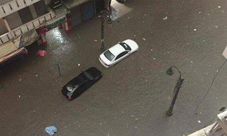 Prowincja Artvin, Turcja - Ulewny deszcze spowodował powódź i osuwiska ziemi -2