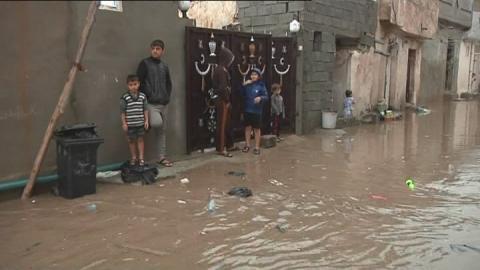 Prowincja Artvin, Turcja - Ulewny deszcze spowodował powódź i osuwiska ziemi -4