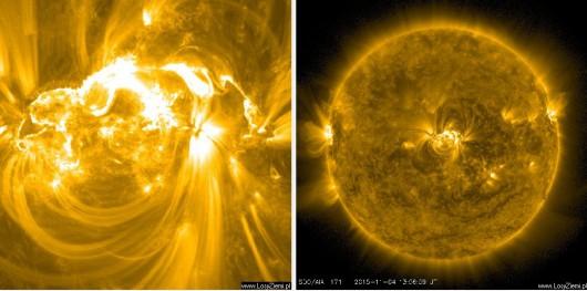 Słońce 2015.11.04 - 1