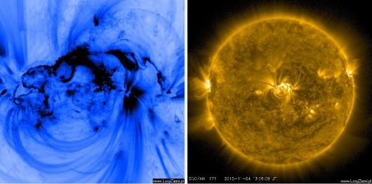 Słońce 2015.11.04 - 2
