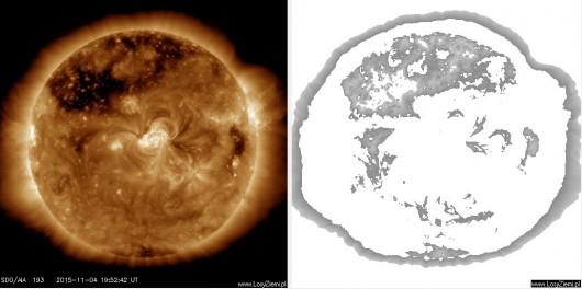 Słońce 2015.11.04 - 8
