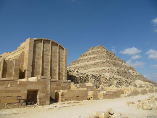 Sakkara, Egipt