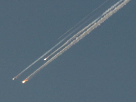 Sri Lanka - Zgodnie z zapowiedziami, w piątek trzynastego listopada na niebie pojawił się świecący obiekt