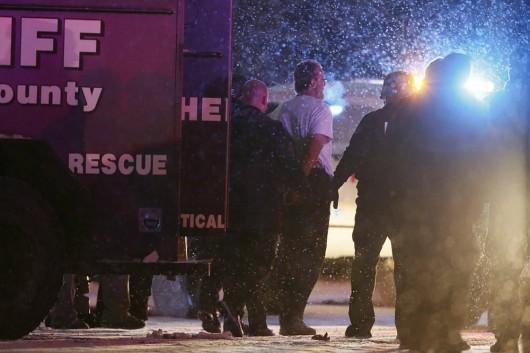 USA - Strzelanina w klinice aborcyjnej w Colorado Springs, 3 osoby zginęły, 9 rannych -2