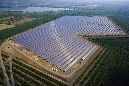 Visonta, Węgry - Uruchomili elektrownię fotowoltaiczną o mocy 16 MW -1