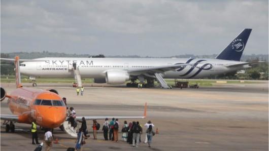 Bomba na pokładzie samolotu Air France z 473 osobami -2