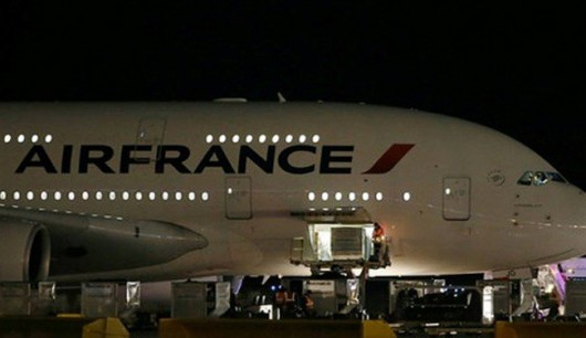 Air France Flight Makes Emergency Landing in Kenya after Bomb Alert