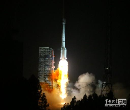 Chiny - Wystrzelono najbardziej zaawansowanego technologicznie satelitę obserwacyjnego Gaofen-4