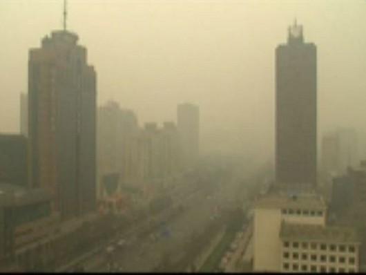 Chiny - smog 2