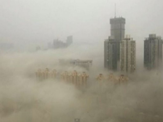Chiny - smog 4