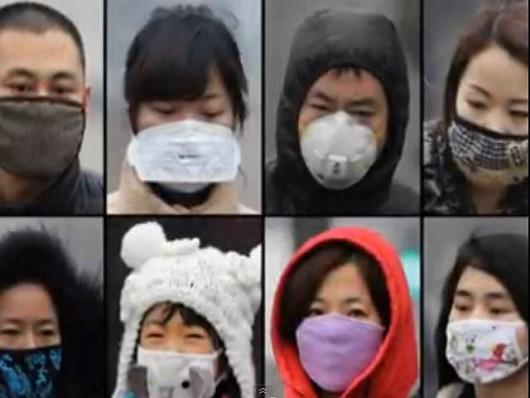Chiny - smog6