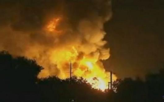 Eksplozja gazu4